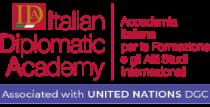 "[""Italian Diplomatic Academy""]"